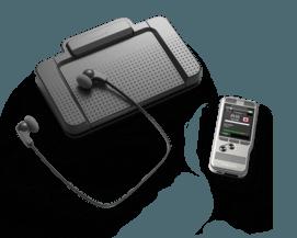 Kit de dictée et de transcription PocketMemo